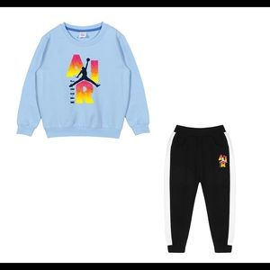 SALE 4T,6,7 last 3Jordan Air Toddler Boy Set